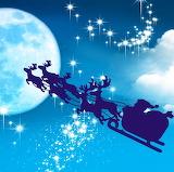 *Santa's on His Way...
