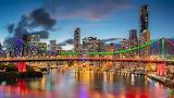 Australia-Brisbane-River-Skyscrapers-Story-Bridge-Lights