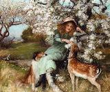 Fair Pledges of a Fruitful Tree~ RobertWalkerMacbeth