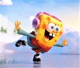 #SpongeBob Ice-Skating