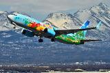 "Alaska Airlines ""Spirit of the Islands"""