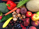 healthy food-vegetables & fruits