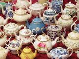 ☺ Teapots...
