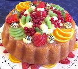 Snowman's cake @ Pasticci di Bollicine
