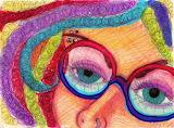Kaleidoscope eyes by icnoxcuse-d4vanse
