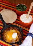 ^ Salsa Egg Tacos