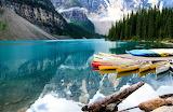 Banff-Lake, Canada