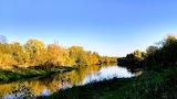 Rzeka Bug w okolicach Włodawy 5