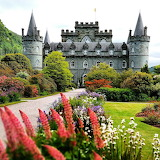 Iveraray Castle Scotland