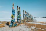Baikal Olkhon island