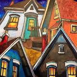 houses, Peter Karas