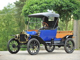 Car 258 - Ford Model T Pick-Up 1914