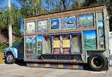 Ice Cream Truck at Walt Disney World