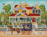 Painted Lady - Joseph Holodook