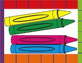☺♥ Crayons...