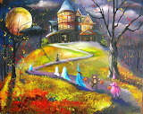 Trick-or-Treat Under the Harvest Moon~ LizzyRainey
