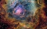 Nebulosa Laguna (M8, NGC 6523)