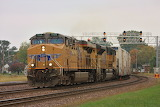UP Reefers at West Chicago