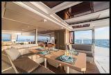 yacht dining deck