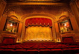 Old Elegant Movie Theatre