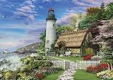 Romantic Lighthouse - Dominic Davison