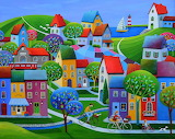 Weekend in Blue Bay - Iwona Lifsches