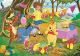 Pooh's Birthday Celebration