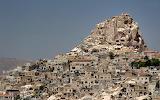Town of Cappadocia Turkey
