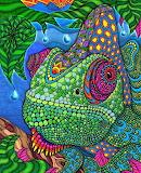 chameleon, Phil Lewis