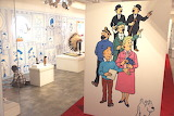 Tintin, Musée en Herbe in Paris