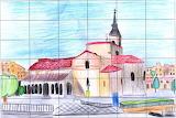 Iglesia de San Millán. Segovia