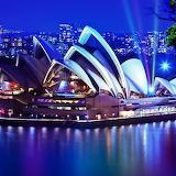 ~Sydney Opera House, Australia~