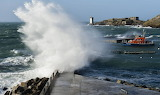 Winter time in brittany:stormy...