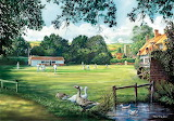 A Day of Cricket - Steve Crisp