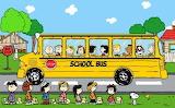 Peanuts at the Bus Stop
