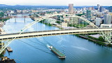 Portland, Oregon: City-of-Bridges