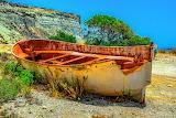 Boat, Zapalo Beach
