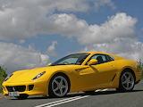 2009 Ferrari 599 GTE Fiorano UK-spec