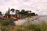 Fishing cabins - Photo from Piqsels id-fyxuf