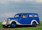 1951 Mercedes-Benz 170 Da Box-type Delivery Vehicle