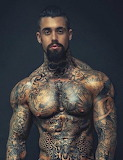 Tattooed guy16