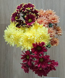 Bouquet of chrysanthemums
