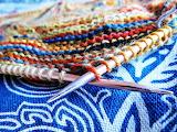 ^ Knitting