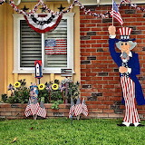 Front Yard Decorations
