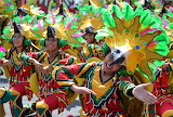 Street Dancing, Davao, Mindanao, Philippines
