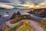 Dunquin Pier, Dingle Peninsula. Ireland
