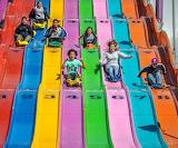 Colourful Slides