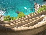 via Krupp,Capri Island,Italy