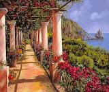 Peaceful Terrace...