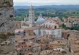 Siena cattedrale e battistero